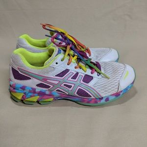 Asics Gel Frantic 7 Women Running Shoe 7 T3A6Q